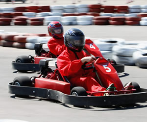 Kids Go Karting