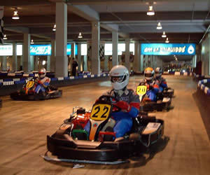 Go Karting Vouchers